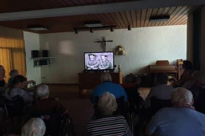 """Unterhaltsamer Kino-Nachmittag mit Laurel und Hardy: """"Die Teufelsbrüder"""""""