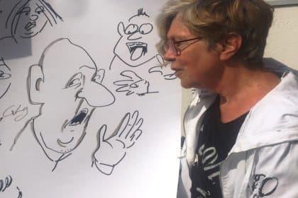 Karikaturen zeichnen – Ein Workshop