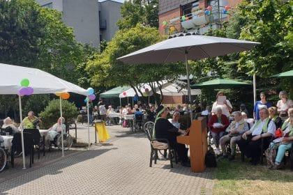 Wir feierten am 19. Juli ein gelungenes und gut besuchtes Sommerfest 2019