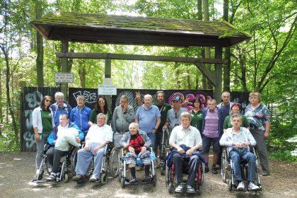 Unser Besuch im Wildpark Leipzig-Connewitz