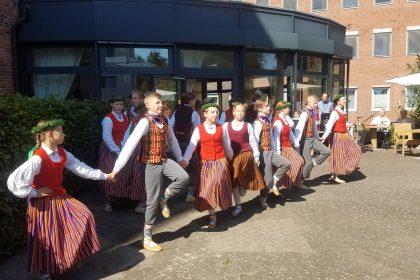 Bergedorfer Stadtfest im CURA Seniorencentrum