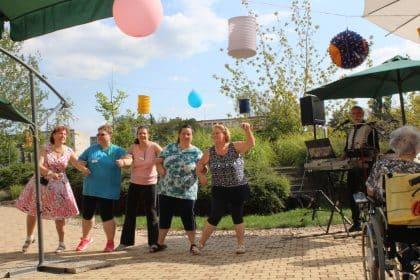 Sommerfest mit Reiners Musike