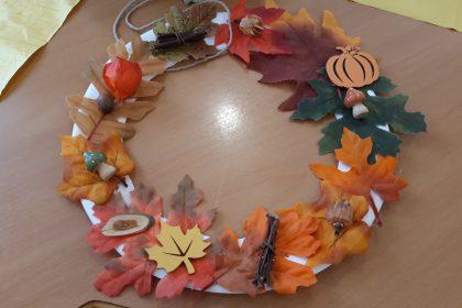 Herbstliches Kreativangebot