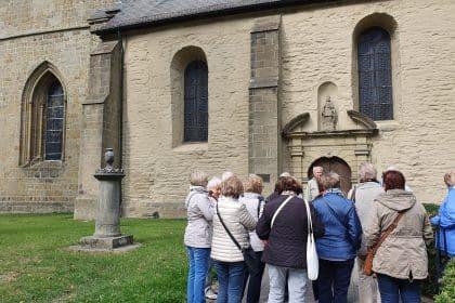 Unsere Seniorenreise zur historischen Stadt Rüthen mit Brennerei-Führung