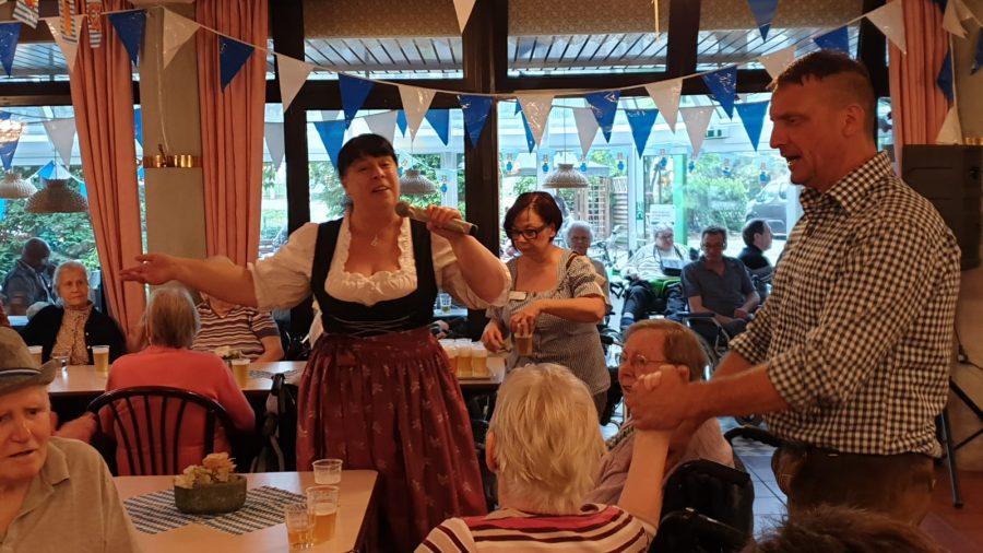 Oktoberfest mit Heidi Hedtmann