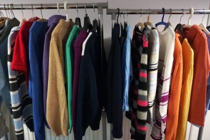 Wäschebasar… Kleidung sucht ein neues Zuhause :-)