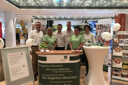 16. Jobmesse Leipzig: Wir waren mit Erfolg dabei!