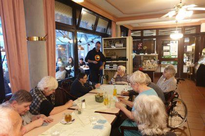 """Unterhaltsames """"Herbst-Bingo"""" mit schönen Präsenten in unserer Cafeteria"""