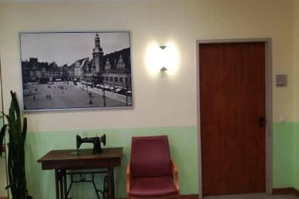 Feierlicher Beginn der Neugestaltung des Wohnbereiches Demenz am 30.10.2019