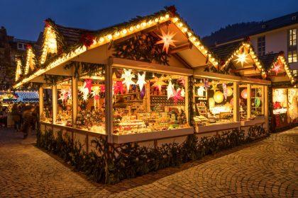 Adventsmarkt in der CURA Halle-Silberhöhe