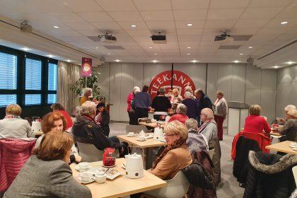 """Unsere Seniorenreise zum """"Airport Weeze"""" und Teehandelsunternehmen """"Teekanne"""""""