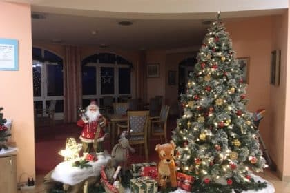 CURA Klingenthal wünscht ein frohes Weihnachtsfest