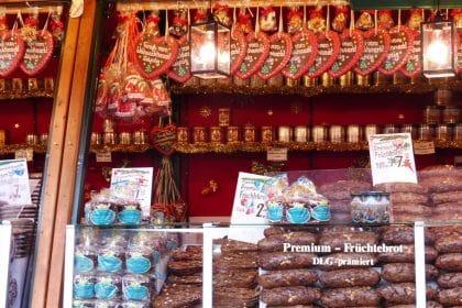 Besuch auf dem Leipziger Weihnachtsmarkt