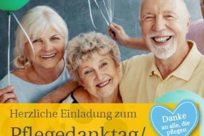 Tag der offenen Tür / Pflegedanktag – CURA Seniorencentrum Bad Sassendorf