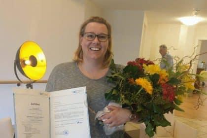 Herzlichen Glückwunsch !!! In der Cura Borgstedt