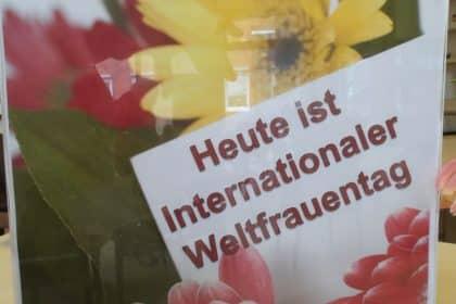 8. März Internationaler Weltfrauentag