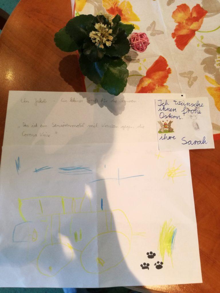 Brief Kinder