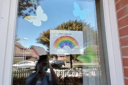 """Unser Besucherfenster """"Open window"""""""
