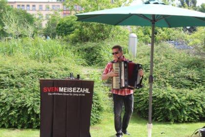 Gartenkonzert mit Sven Meisezahl
