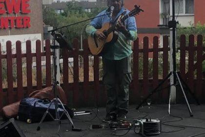 Balkonkonzert – Südamerikanische Klänge