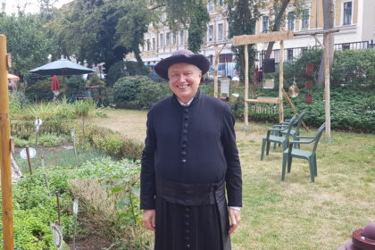 Ein toller Nachmittag mit Pfarrer Sebastian Kneipp