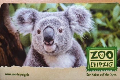Einmal um den Erdball hieß es im Zoo Leipzig