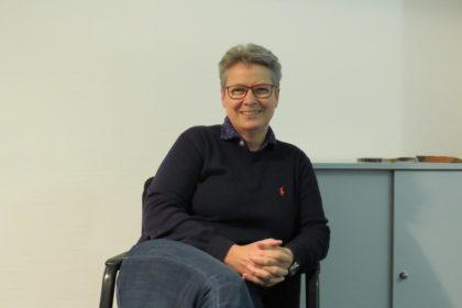 Einrichtungsleitung Frau Kerstin Hommel stellt sich vor