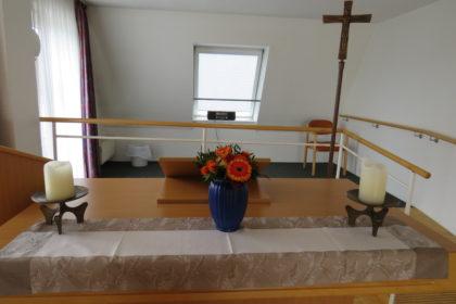 Erster Gottesdienst nach langer Pause