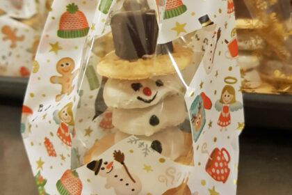 Schneemänner zum 4.Advent!