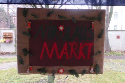 1. Nikolaus-Markt im Maximilianstift