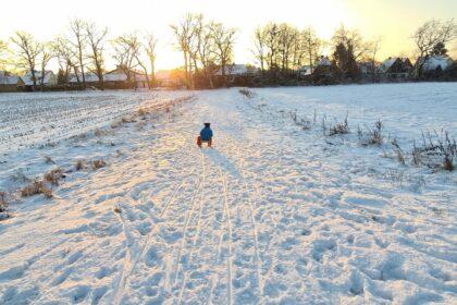 So schön ist der Winter…