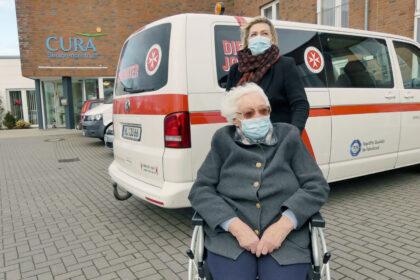Kleiner Stich, große Hoffnung – CURA Heiligenhafen erhielt erste Schutzimpfung gegen das Coronavirus SARS-CoV-2