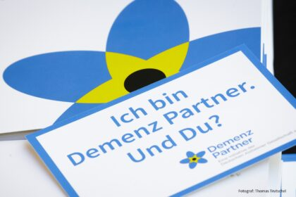 Wir bilden bundesweit Demenz Partner aus