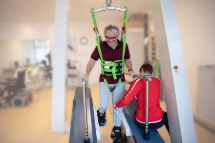 Gehen können – Ein zentrales Ziel in der Neurorehabilitation