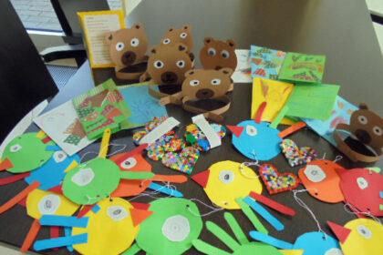 Engelsgrüße aus dem Kindergarten!