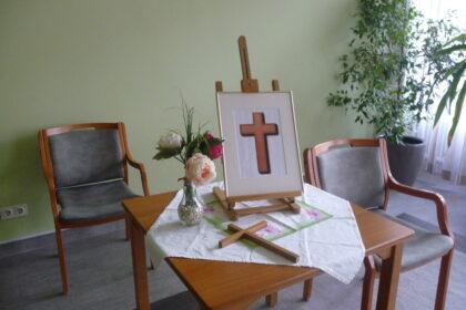 Evangelische Andacht findet wieder statt