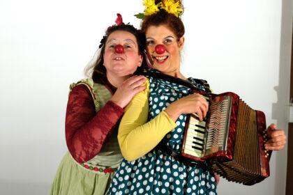 Endlich! Das Clown-Duo kehrt zurück