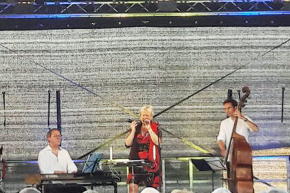 Sommerliches Ponton-Konzert in Heiligenhafen