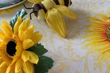 Blumen, Muscheln – Sommergefühl