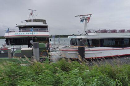 Bootstour auf dem Markkleeberger See