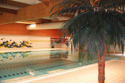 Schwimmzentrum der MATERNUS-Klinik   Drei Therapiebecken für ein breites Therapieangebot